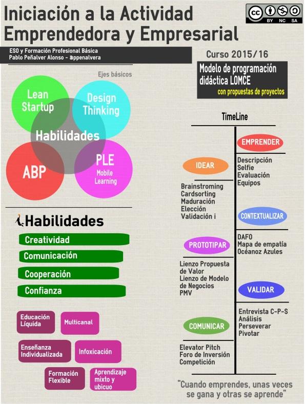 Infografía IAEE