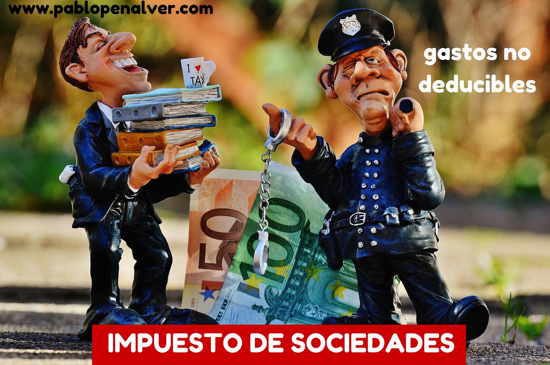 IS gastos NO
